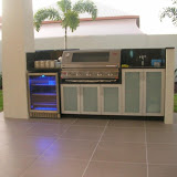 Outdoor Designer Kitchens image